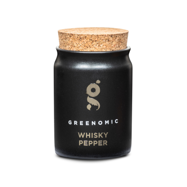 Greenomic Whisky Pepper